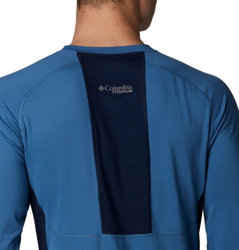 Omni-Heat 3D™ Knit Crew Top | 461 | XL Haut Ras Du Cou En Tricot Titanium OH3D™ Homme, Scout Blue, Collegiate Navy, a4
