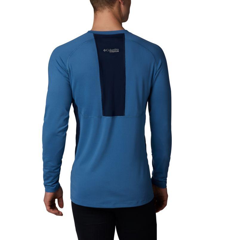 Omni-Heat 3D™ Knit Crew Top | 461 | XL Haut Ras Du Cou En Tricot Titanium OH3D™ Homme, Scout Blue, Collegiate Navy, back