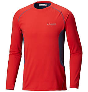 Men's Titanium Omni-Heat 3D™ Knit Crew Top