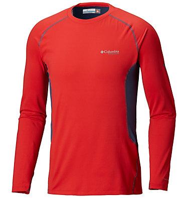 Camiseta de punto con cuello redondo TitaniumOH3D™ para hombre , front
