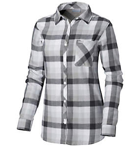 Women's Simply Put™ II Flannel Shirt – Plus Size