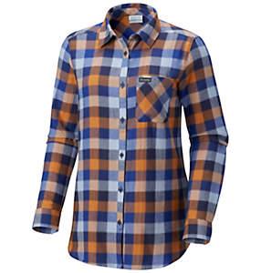 Women's Simply Put™ II Flannel Shirt – Plus Size