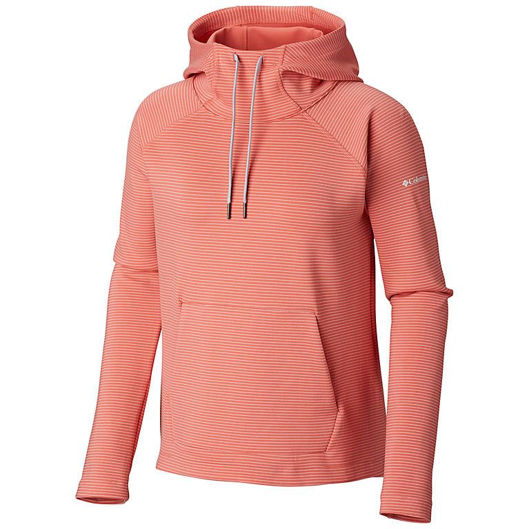 115d5dda2028 Coral Bloom Stripe Women s Bryce Canyon™ Hoodie - Plus Size