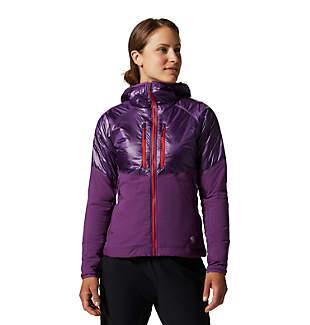 Manteau à capuchon alpin Kor Strata™ pour femme