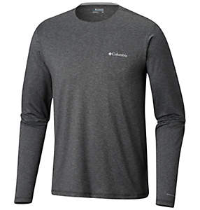 Men's Tech Trail™ Long Sleeve Crew - Big