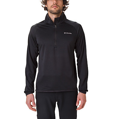 Polaire À Demi-Zip Mount Powder™ Homme , front