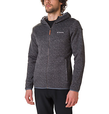 Boubioz™ Hooded Full Zip Fleece , front