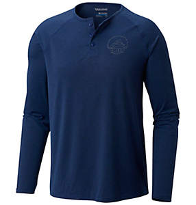 Henley à manches longues Trail Shaker™ III pour homme