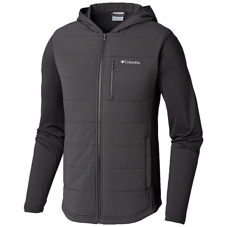 e545f397c30892 Men s Pilsner Peak Hooded Hybrid Jacket