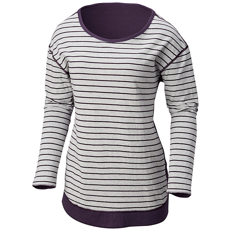 Astral Stripe Women s Winter Adventure™ Long Sleeve Tee c671cbba5f