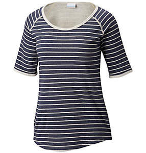 Women's Winter Adventure™ Short Sleeve Stripe Tee