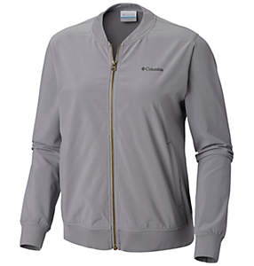 Women's Anytime Casual™ Full Zip Bomber Jacket