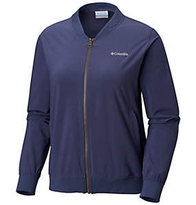 Women's Anytime Casual™ Full Zip Jacket - Plus Size