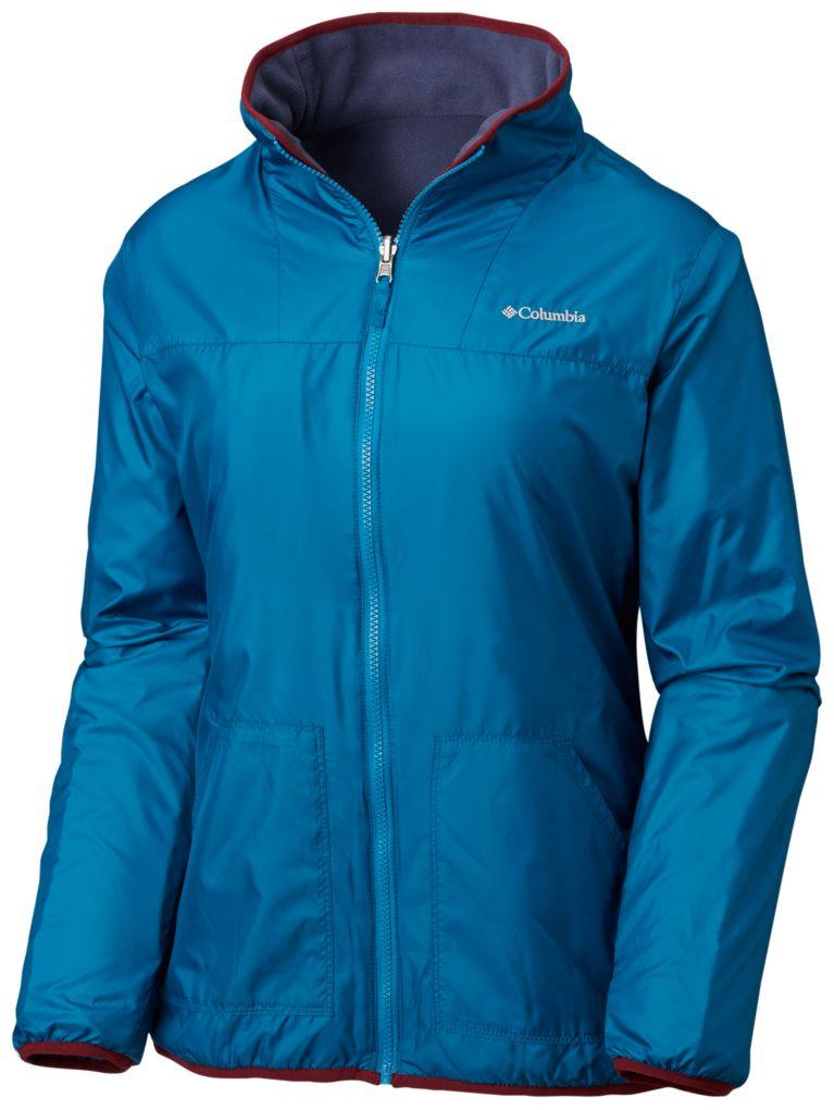 Lagoon Women's Mountain Side™ Reversible Fleece, View 0