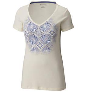 T-shirt à manches courtes Winter Medallion™ pour femme – Grande taille
