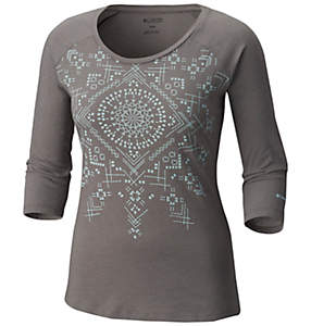 T-shirt 3/4 Frosty Feeling™ pour femme – Grande taille