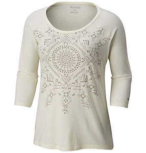Women's Frosty Feeling™ 3/4 Tee – Plus Size