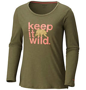 Women's Outdoor Elements™ Long Sleeve Tee