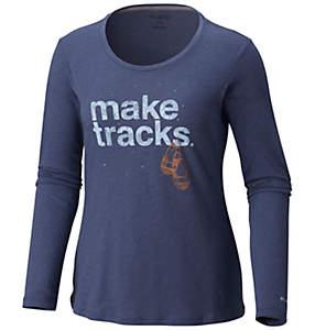 Women's Outdoor Elements™ Long Sleeve T-Shirt - Plus Size