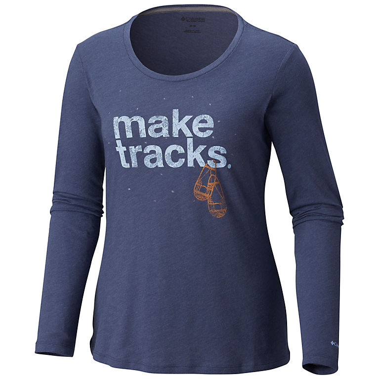36ab40f29 Nocturnal Heather Women's Outdoor Elements™ Long Sleeve T-Shirt - Plus Size,  View