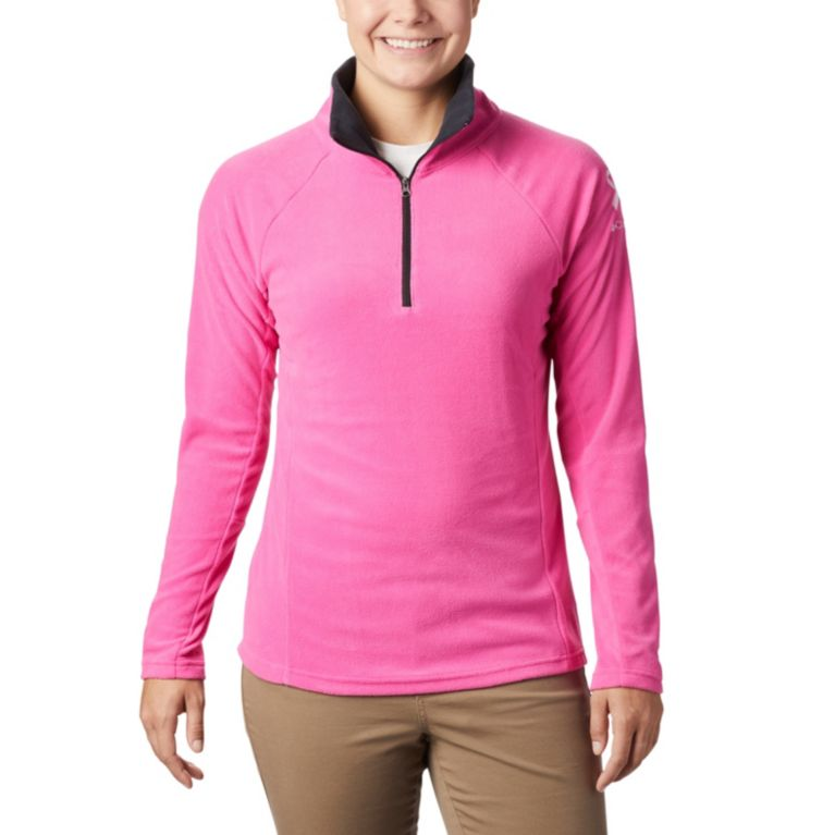Columbia Womens TTIP Glacial 1/2 Zip Top Fleece