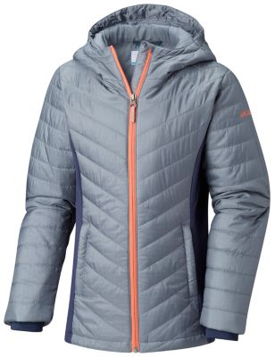 Girls' Mount Joy™ Hooded Hybrid Jacket | Tuggl
