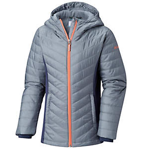 Girls' Mount Joy™ Hooded Hybrid Jacket