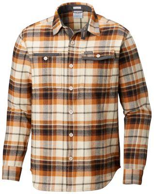 Men's Deschutes River™ Woven Long Sleeve Shirt