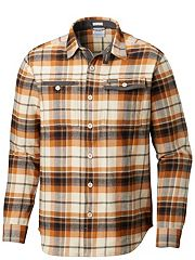 9118c4460b7 Columbia | Men's Deschutes River Heavyweight Plaid Flannel Button Up ...