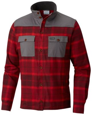 Men's Deschutes River™ Shirt Jacket | Tuggl