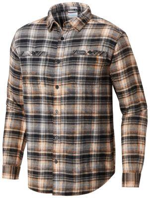 Men's Flare Gun™ Washed Long Sleeve Flannel Shirt