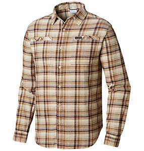 1a4ba2f6f Men's Flare Gun™ Washed Long Sleeve Flannel Shirt