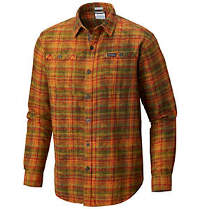 Men's Flare Gun™ Washed Long Sleeve Flannel Shirt