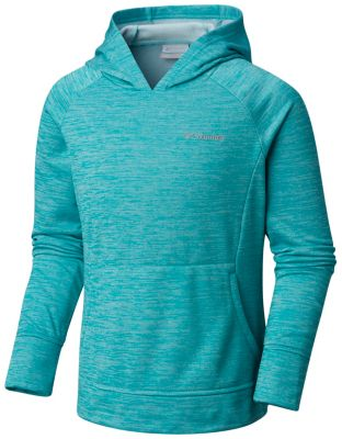 Columbia Girls' Divison Range Fleece Hoodie
