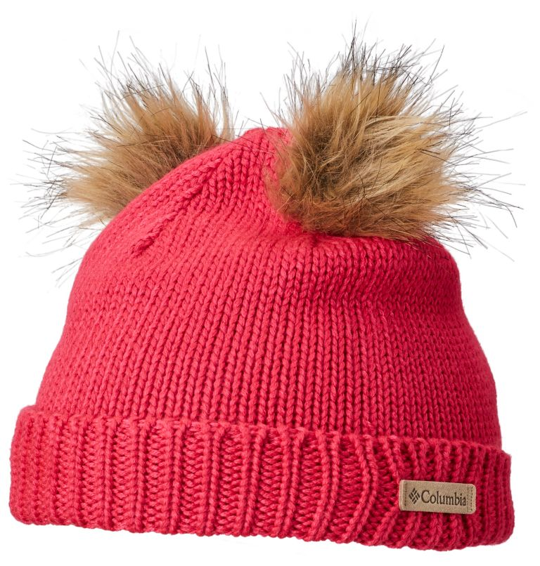 Snow Problem™ Beanie   612   O/S Toddlers' Snow Problem™ Beanie, Cactus Pink, front