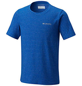 Boys' Cullman Crest™ Striped Tee