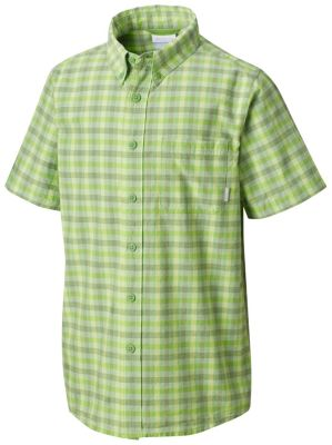 Boys' Rapid Rivers™ Short Sleeve Shirt at Columbia Sportswear in Oshkosh, WI | Tuggl