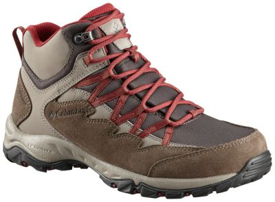 Women's Wahkeena™ Mid Waterproof Shoe at Columbia Sportswear in Economy, IN | Tuggl