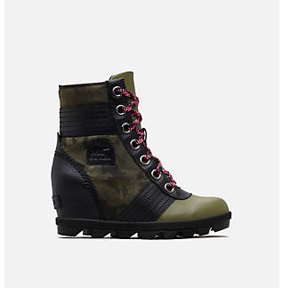 Big Kids' Lexie™ Wedge Camo Boot