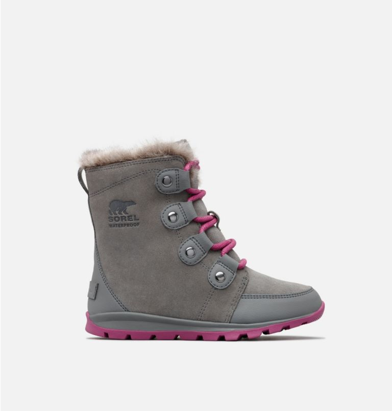 Youth Whitney™ Suede Boot Youth Whitney™ Suede Boot, front