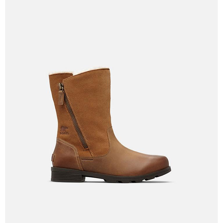 00fdb2c38e8fec Camel Brown Emelie™ Foldover-Stiefel