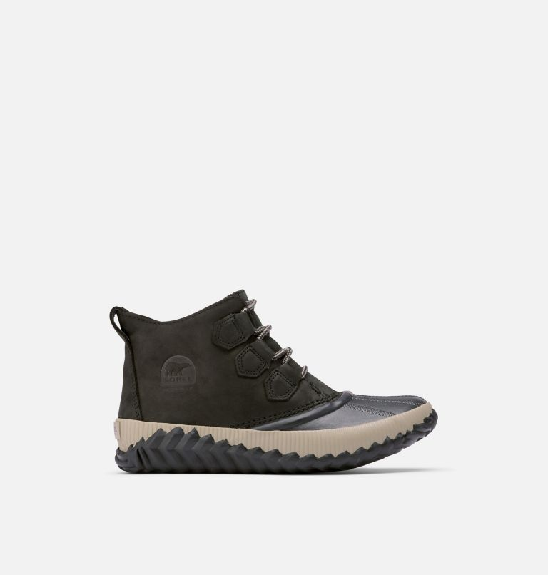 OUT N ABOUT™ PLUS | 010 | 8 Out N About™ Plus Stiefel, Black, front