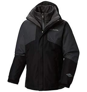 Boys' Bugaboo™ II Insulated Interchange Jacket