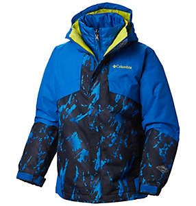 Boys' Bugaboo™ II Insulated Interchange Jacket