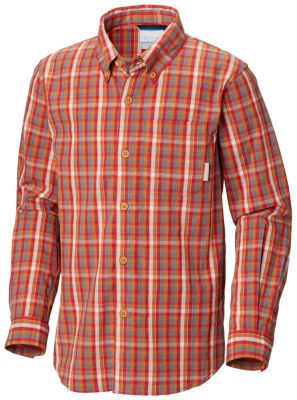 Boys' Rapid Rivers™ Long Sleeve Shirt | Tuggl