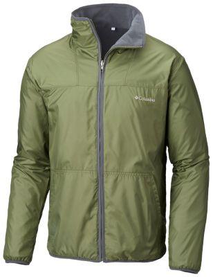 Men's Mountain Side™ Reversible Full Zip Jacket | Tuggl
