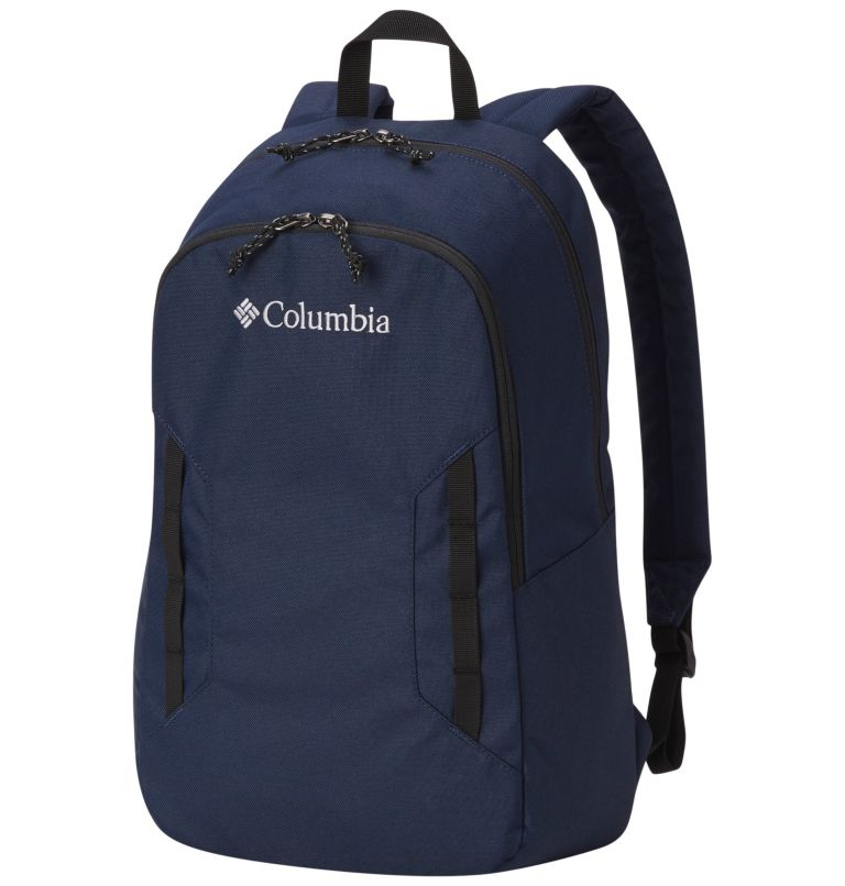 Oak Bowery™ Backpack | 464 | O/S Sac à Dos Oak Bowery™ Homme, Collegiate Navy Heather, front
