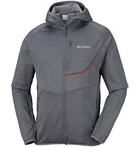 Men's Drammen Point™ Full Zip Hooded Fleece