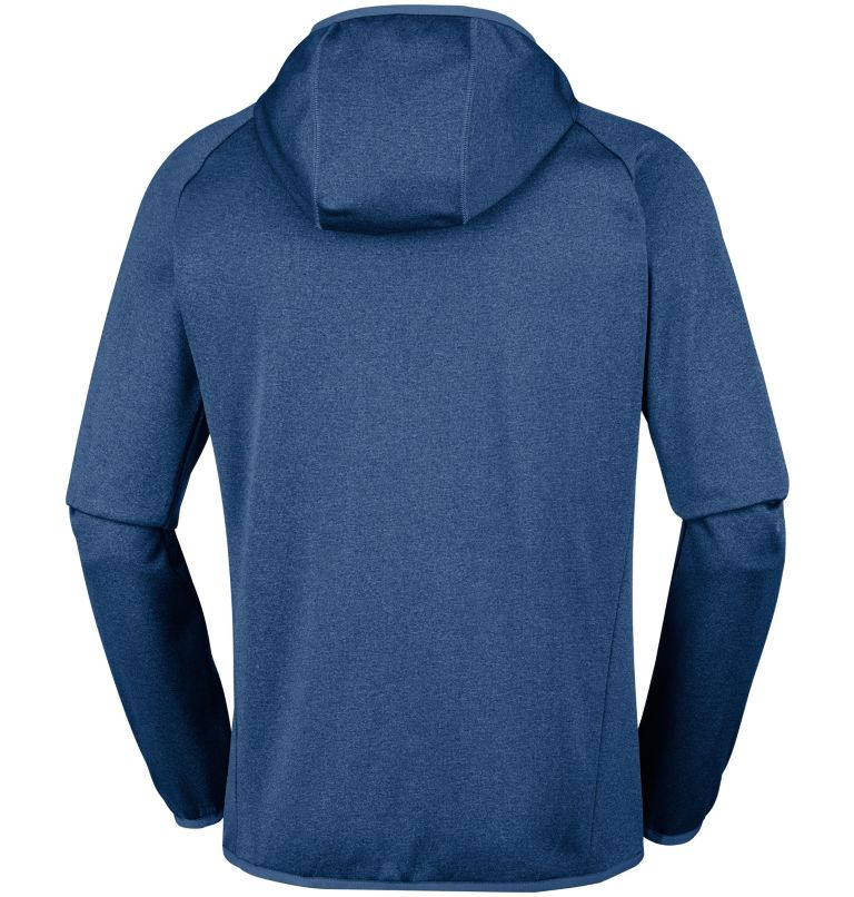 Men's Drammen Point™ Full Zip Hooded Fleece Men's Drammen Point™ Full Zip Hooded Fleece, back