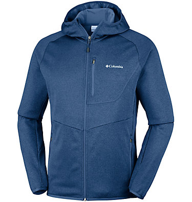 Men's Drammen Point™ Full Zip Hooded Fleece , front